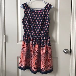 Auburn game day dress